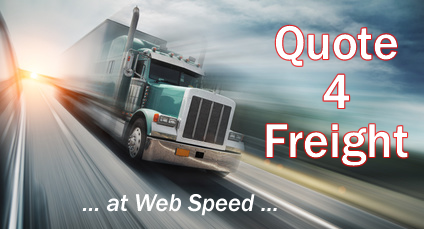 Freight Quotes Custom Freight Shipping Quote